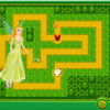 Ajută Fluturașul să găsească prin labirint