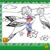 Hai să colorăm păsările călătoare